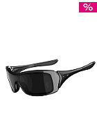 OAKLEY Womens Forsake polished black/grey