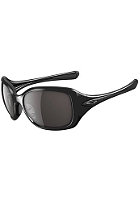 OAKLEY Womens Necessity polished black/grey