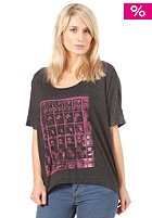 Womens Poster S/S T-Shirt jet black