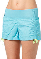 OAKLEY Womens Short With Shirring Bikini Pant cyber blue
