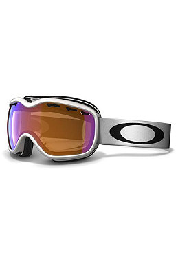 OAKLEY Womens Stockholm Goggle 2012 pearl white/HI persimmon