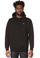 OBEY Bar Logo Hooded Sweat black