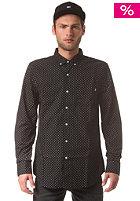 OBEY Cass L/S Shirt black