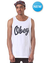 OBEY Dewallen Tank Top white