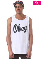 OBEY Dewallen Tank Top white