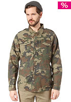 OBEY Downtown Iggy Jacket field camo