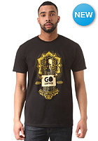 OBEY Go Campaign S/S T-Shirt black