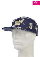 OBEY Gulls 5 Panel Cap navy
