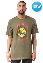 OBEY Legalize It S/S T-Shirt olive