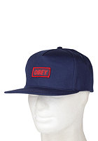 OBEY New Original Snapback Cap navy