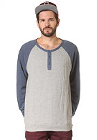 OBEY Portland Sweatshirt heather grey / slate