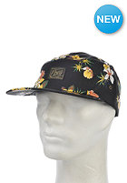 OBEY Sativa Floral 5 Panel Cap black