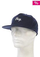 OBEY Script Hat navy