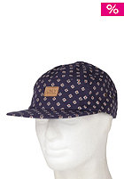 OBEY Stately 5 Panel Cap navy
