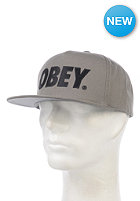 OBEY The City Snapback Cap steel