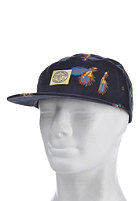 OBEY Trail 5 Panel Cap navy (feathers)