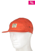 OBEY Trail 5 Panel Cap orange