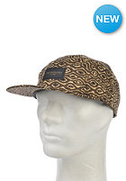 OBEY Trippy 5 Panel Cap brown