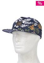 OBEY Tropics Snapback Cap navy