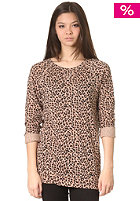 OBEY Womens Echo Mountain Sweat clay