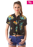 OBEY Womens Fast Times S/S Shirt black