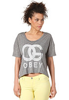 OBEY Womens Og Forever S/S T-Shirt black