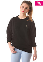 OBEY Womens Redmont Crew Sweat black