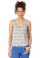 OBEY Womens Riley Tank Top heather grey