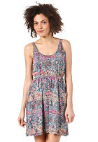 OBEY Womens Sweet Lucy Dress sunset purple