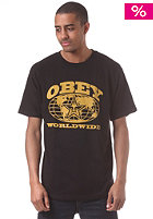 OBEY Worldwide S/S T-Shirt black