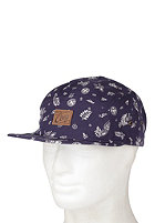 OBEY Yuma 5 Panel Cap indigo