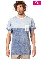 OCEAN & EARTH Backlash S/S T-Shirt blue