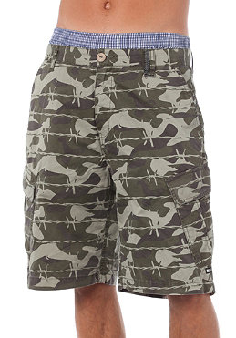 OCEAN & EARTH Barbwire Shorts camo