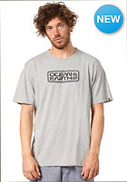 OCEAN & EARTH Corp S/S T-Shirt grey marle