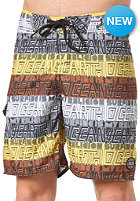 OCEAN & EARTH Gridlock Boardshort yellow