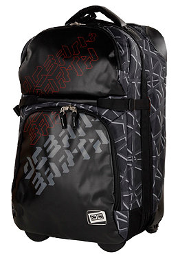 OCEAN & EARTH Gridlock Transit Wheelie Travel Bag red
