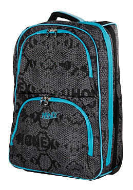 OCEAN & EARTH HONEY/ Womens Carry On Wheel Travel Bag aztec blue