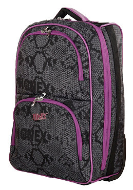 OCEAN & EARTH HONEY/ Womens Carry On Wheel Travel Bag violet