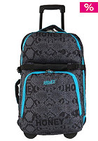 OCEAN & EARTH HONEY/ Womens Compact Wheel Travel Bag aztec blue
