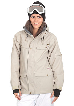 OCEAN & EARTH HONEY/ Womens Elevation Jacket beige