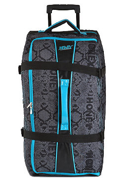 OCEAN & EARTH HONEY/ Womens Mid Size Fold Out Travel Bag aztec blue
