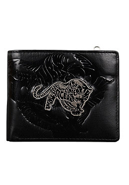OCEAN & EARTH Kung Pow Wallet black/lime