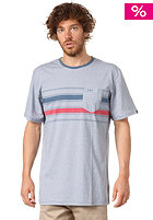 OCEAN & EARTH Midway S/S T-Shirt blue marle