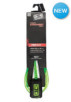 OCEAN & EARTH Premium One Piece Leash 8'0'' lime