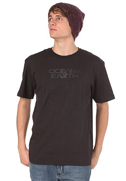 OCEAN & EARTH Priority S/S T-Shirt black