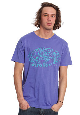 OCEAN & EARTH Rodeo S/S T-Shirt blue iris