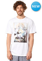 OCEAN & EARTH Surrealism S/S T-Shirt white