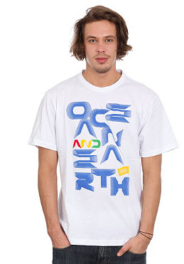 OCEAN & EARTH Visionary S/S T-Shirt white