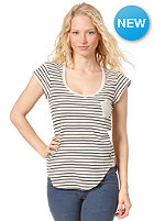 OCEAN & EARTH Womens Jail Bird S/S T-Shirt fawn