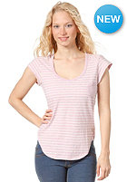 OCEAN & EARTH Womens Jail Bird S/S T-Shirt pink